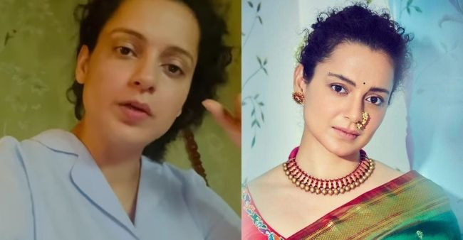 Kangana Ranaut reacts to her twitter suspension calls it 'Racism'
