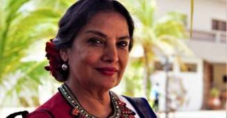 "Shabana Azmi ""numbed with grief and disbelief"" as she quarantines at her farmhouse"