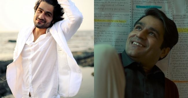 Aspirant actor, Sunny Hinduja receives text from IPS Officer saying the show portrayed his life