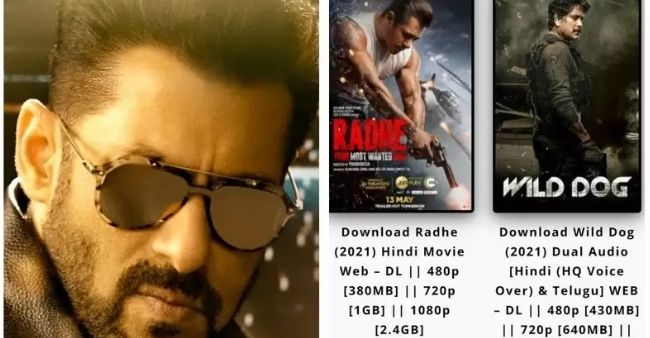 Salman Khan's Radhe: Your Most Wanted Bhai leaks online, fans alert actor on Twitter
