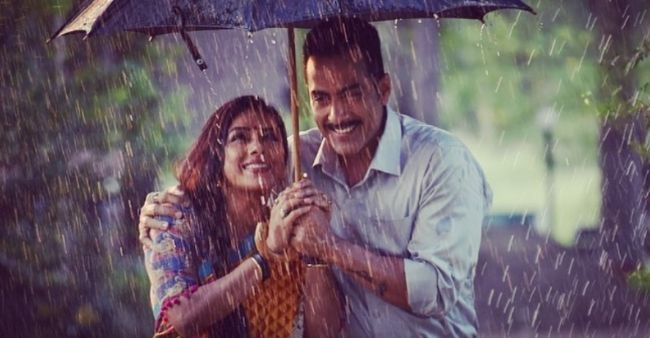 Rupali Ganguly discloses the truth behind rain sequence with Sudhanshu Pandey in Anupamaa