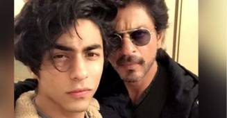 Throwback to when Shah Rukh Khan explained why Aryan Khan isn't allowed to be shirtless at home