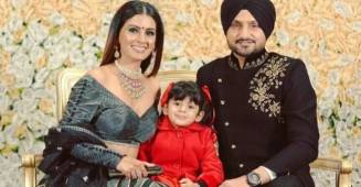 "Geeta Basra spills the beans on arguments with Harbhajan Singh: ""Usually, it is about Hinaya"""