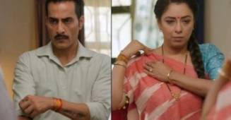 Anupamaa Spoiler Alert: Anupamaa wears a saree gifted by Vanraj while signing divorce papers