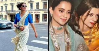 Rangoli Chandel deletes her criticism on Tapsee Pannu calling her 'obsessed creepy fan' of Kangana Ranaut