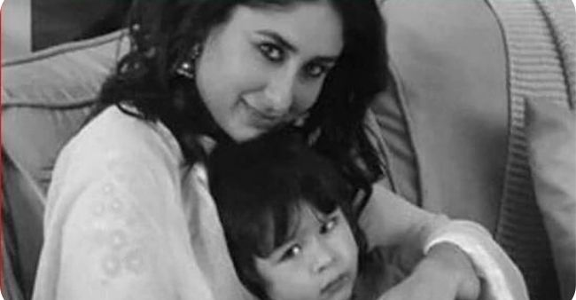 Kareena Kapoor cloaks her latest with movie-night and special treat pics with son Taimur