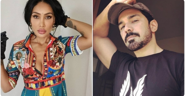 Sofia Hayat whists back to the alleged troll of affair with Abhinav Shukla