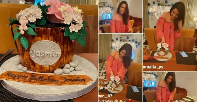 Aly Goni sings 'Tujhe Kitna Chahne Lage Hum' for Jasmin Bhasin's birthday, fans gush over the cute couple