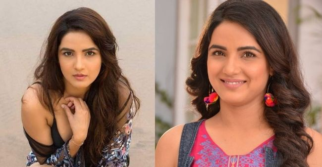 Jasmin Bhasin is killing as a boss lady in her new white Pantsuit look