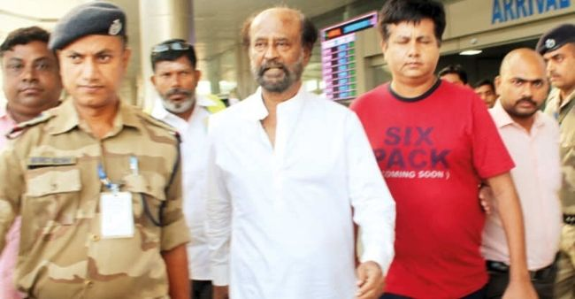 Rajinikanth to fly down to the US for a medical check-up