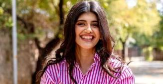 Sanjana Sanghi gets recognized as a Youth Advocate in Child Rights Organization, Save The Child