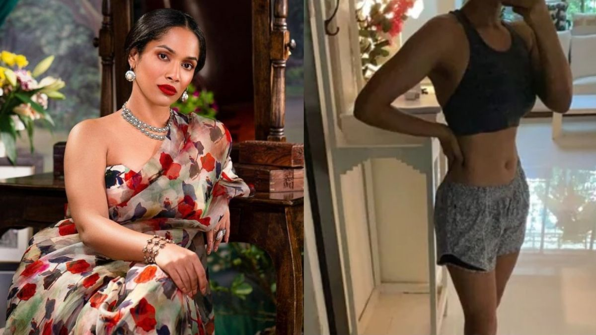 Masaba Gupta shares her physical transformation journey, pictures are inspiring