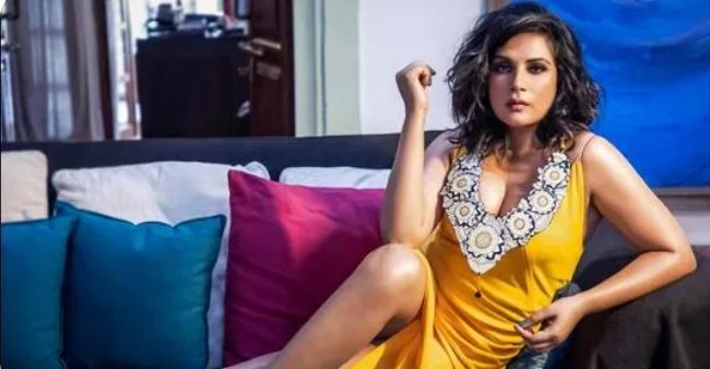 Richa Chadha hails up for young talents giving them 'right amount of exposure,' starts an initiative