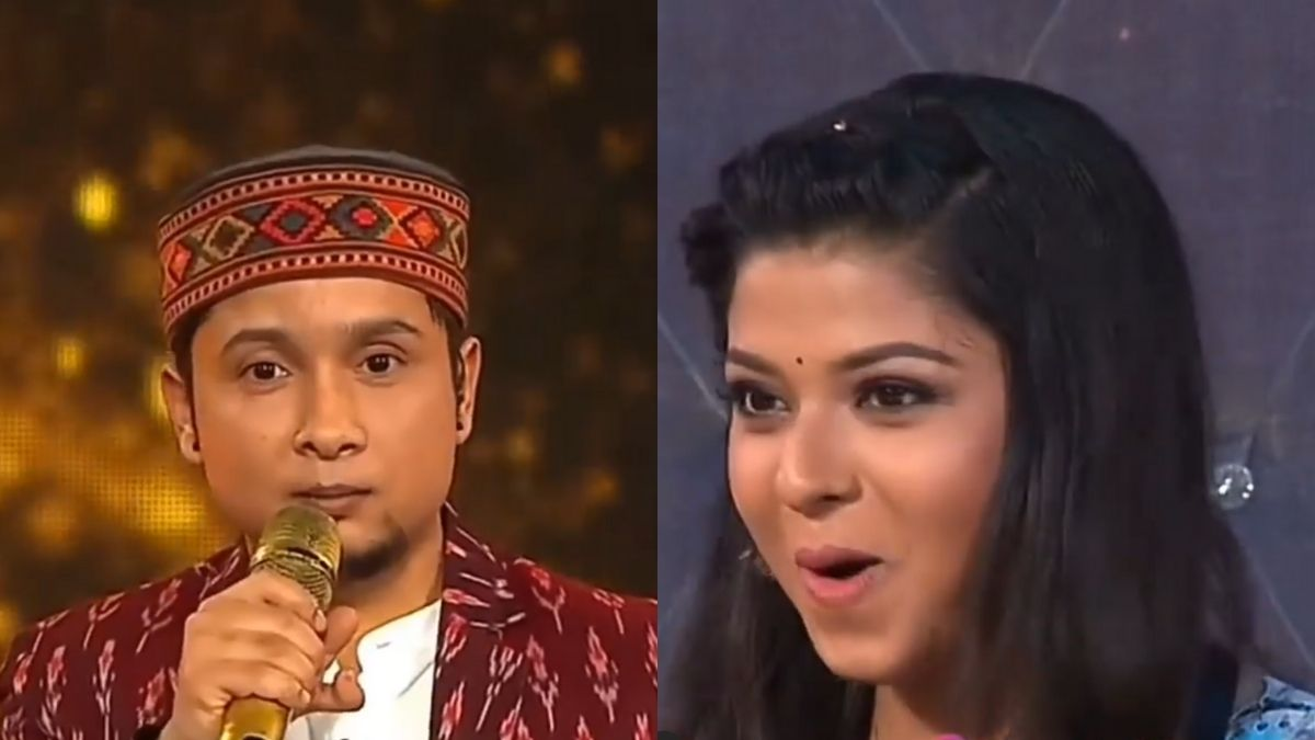 Indian Idol 12: Pawandeep Rajan confesses being in Love with Arunita Kanjilal, fans roots for the couple