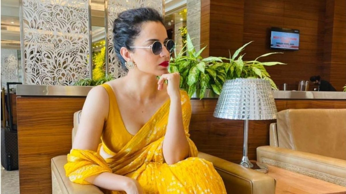 Kangana Ranaut responds to 'movie mafia pappus,' left fans to guess the name