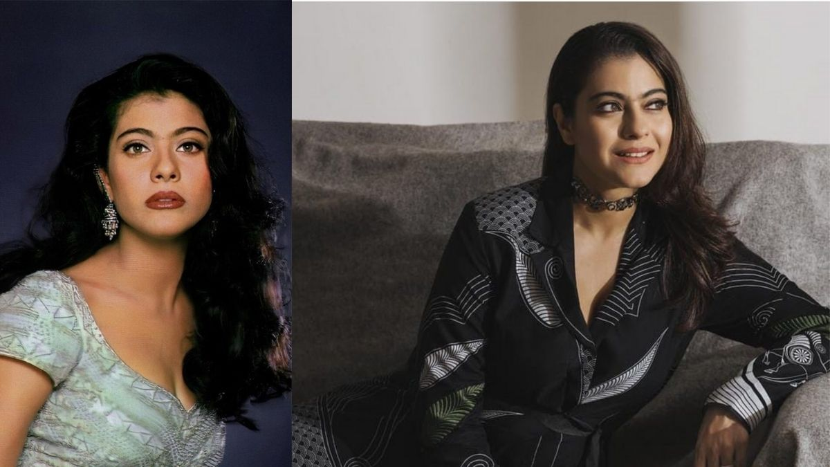 Kajol grabs the attention of her fans with a stunning throwback picture and a quirky caption