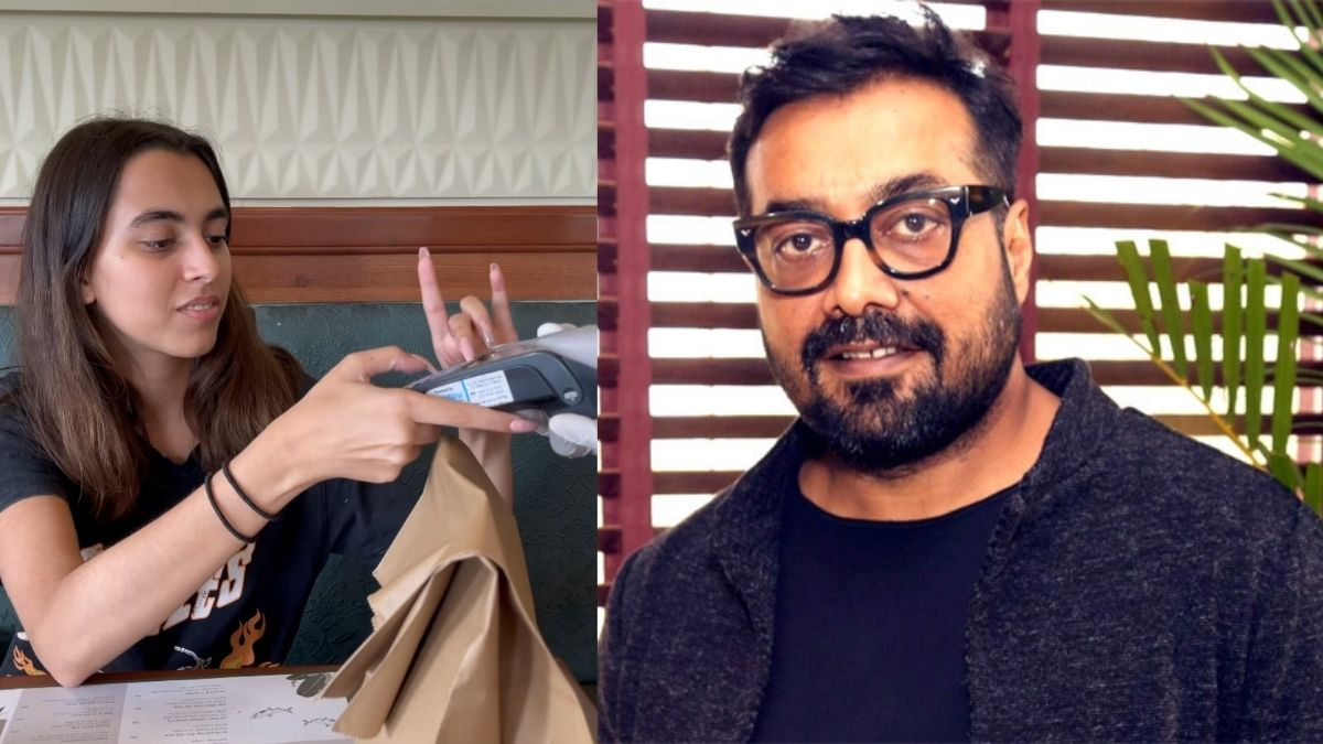 Anurag Kashyap shares his proud father moment when daughter Aaliyah Kashyap treats him with her first income