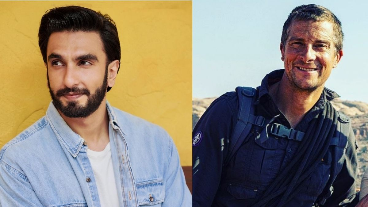 Ranveer Singh to collaborate with Bear Grylls for an packed up adventure Netflix production