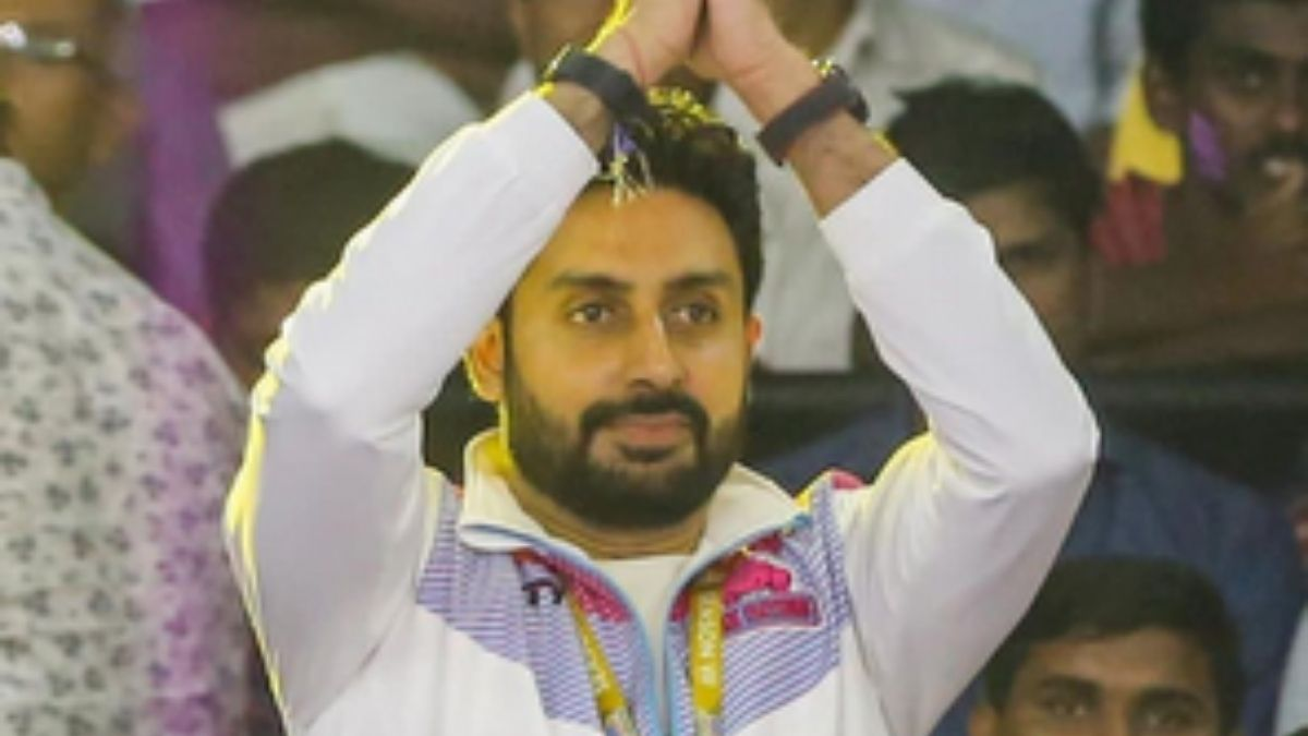 Abhishek Bachchan shares a meme featuring himself, giving out a strong message for trolls