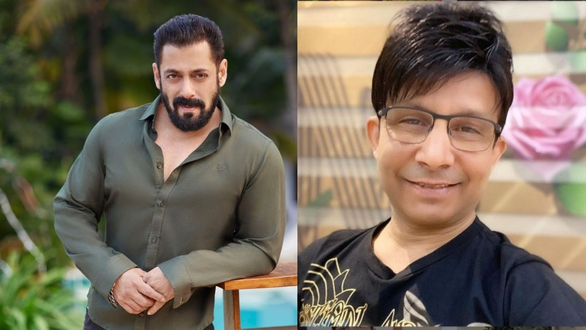KRK takes credit for the reported loss of 95 crore for the Zee's last big film 'Radhe'