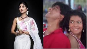 Shilpa Shetty recollects that she was jealous of not being the part of the song in Baazigar