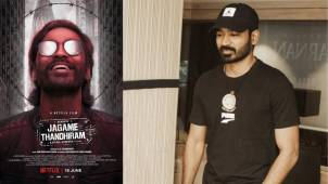 Russo Brothers wishes luck for Dhanush ahead of the release of his movie 'Jagame Thandhiram'