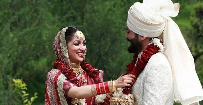 The wedding planner of Yami Gautam splashes the details of the nuptial ceremony