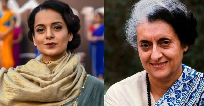 Kangana Ranaut is on for her second directorial hit with a biopic on Indian Prime Minister Indira Gandhi