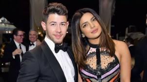 Priyanka Chopra shares a collage of her and Nick Jonas with their parents