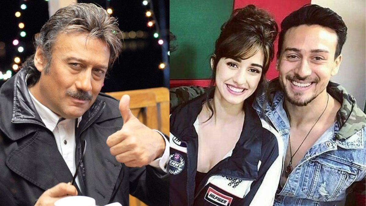 Jackie Shroff opens up about rumored relationship of Tiger Shroff and Disha Patani