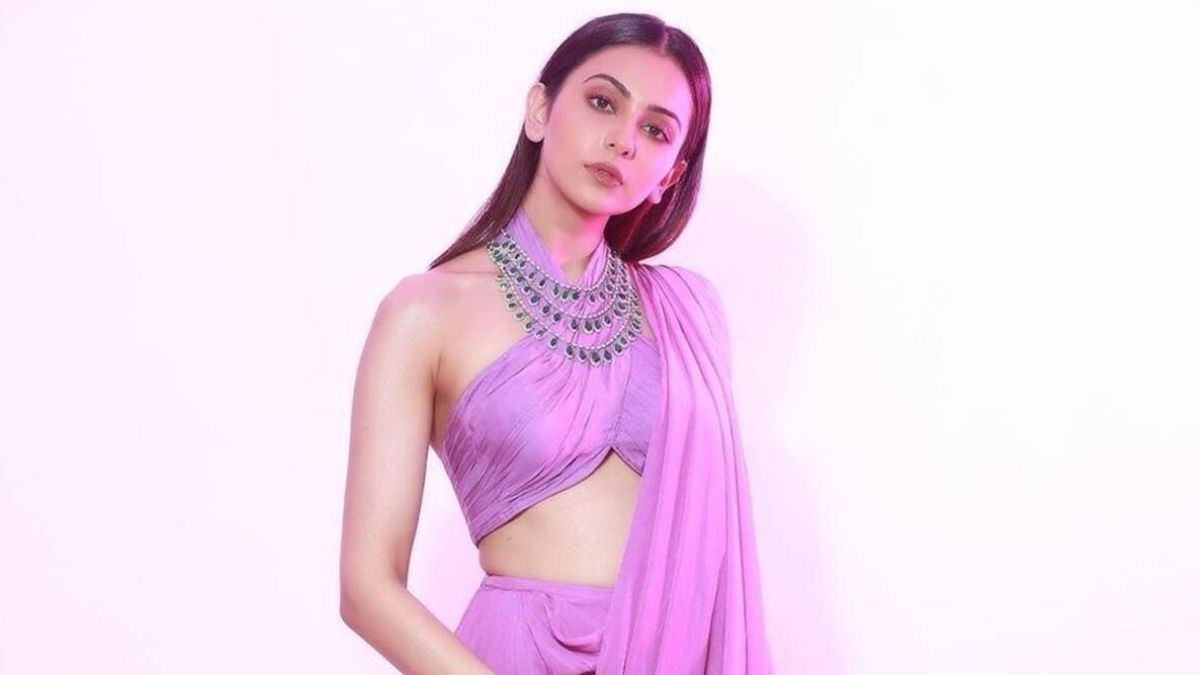 Rakul Preet Singh reacts to the report that says 'no work in Tollywood'