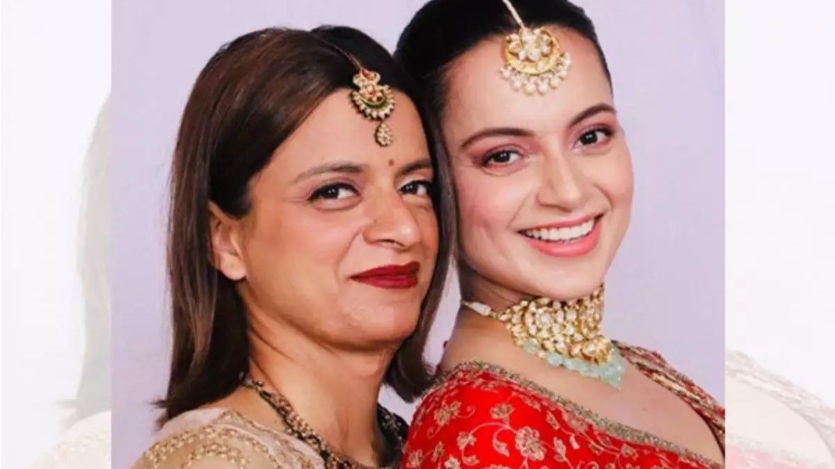 Kangana Ranaut shares 'inspiring Yoga story' of her sister, Rangoli and how it helped her to overcome the acid attack