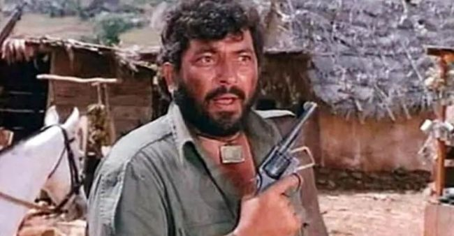 Know the truth about the casting of Amjad Khan in classic character, Gabbar in Sholay