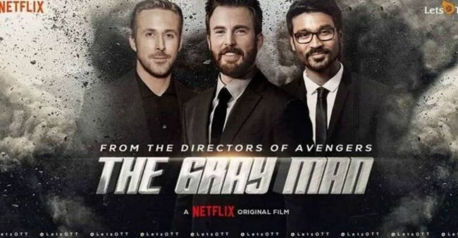 Russo Brothers share a work-fun video after they wrap two shooting with Dhanush #TheGrayMan
