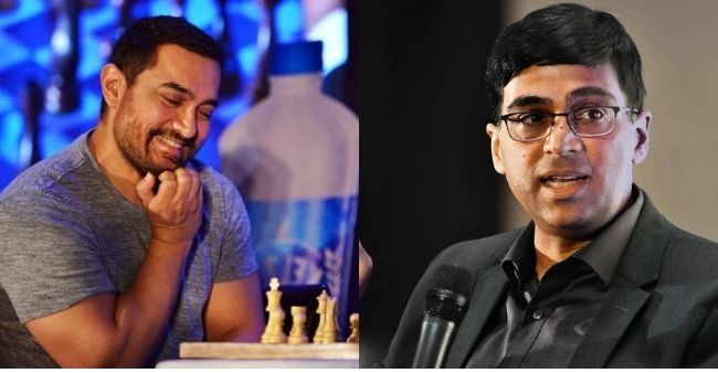 Amir Khan wishes to play a role in chess grandmaster Viswanathan Anand's biopic