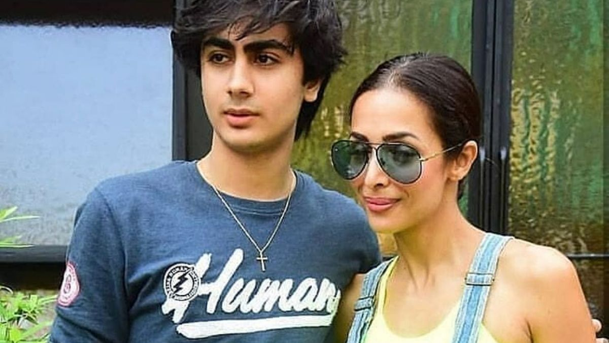 Malaika Arora talks about her son Arhaan Khan saying he is 'obsessed' with fitness