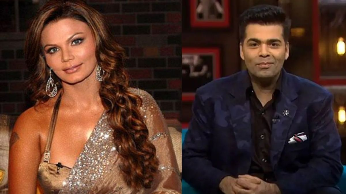 Throwback to when Rakhi Sawant made her bold statements on Koffee with Karan