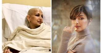 Sonali Bendre clauses not to define her life with 'C word'