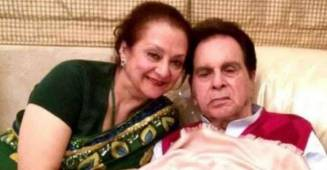 Saira Banu responds to rumours of Dilip Kumar's demise, says he is doing well now