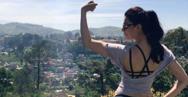 Even in gym clothes, Kajal Aggarwal looks stunning