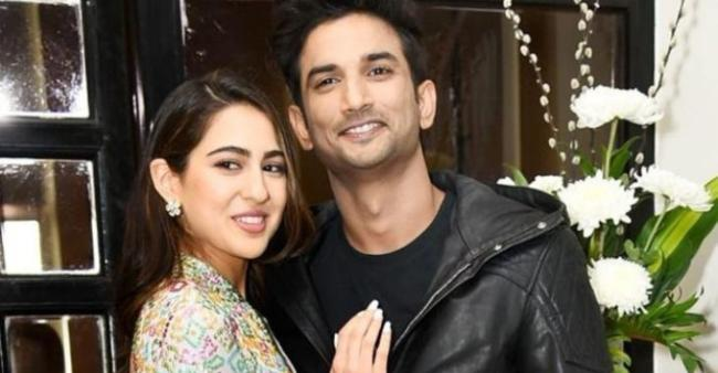 """""""Sushant Singh Rajput had told me not to click him with Sara Ali Khan """" -Viral Bhayani"""