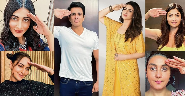 B-Town celebrities salutes the 'White Coat superheroes' on National Doctors Day