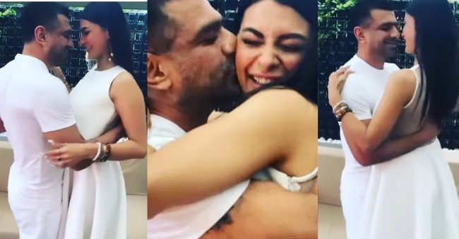 Eijaz Khan and Pavitra Punia romances on 'Pehla Nasha' song, their 'First dance together after BB'