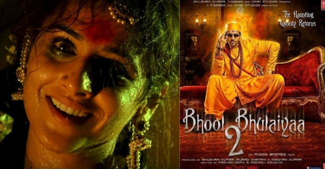 """'Manjulika' aka Vidya Balan opens up about being approached for Bhool Bhulaiyaa 2, says, """"Let's just say I am not in the film"""""""