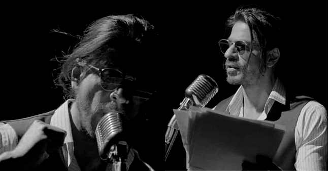 Shahrukh Khan is singing, jamming and redefining 'Sexiness' in a new ad, fans compares him with a fine wine