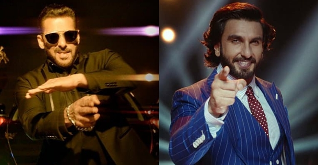Megastar Salman Khan to collaborate with Ranveer Singh for his Television Reality show 'The Big Picture'