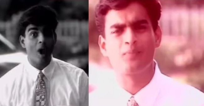 Fans couldn't stop gushing over R Madhavan in his old viral advertisement