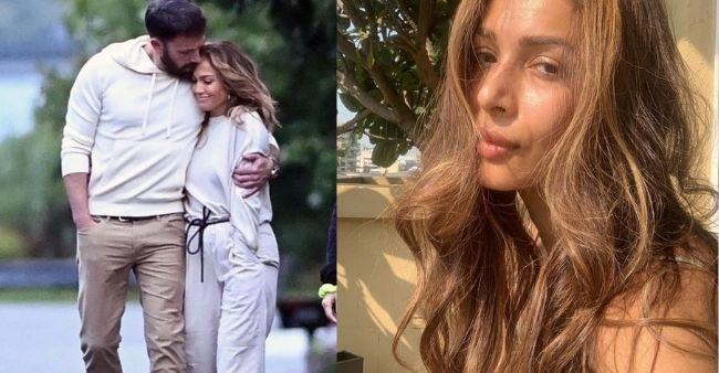 Malaika Arora's 'Uff' reaction on her favourite Jennifer Lopez and Ben Affleck's special moment