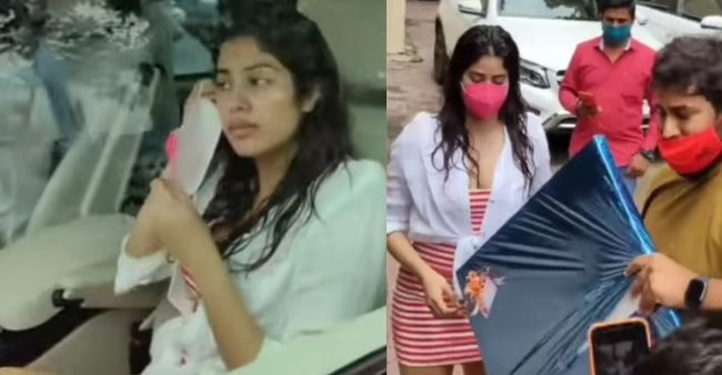 Dhadak actress Janhvi Kapoor brutally trolled for showing 'Attitude' to a fan who came long way to meet her