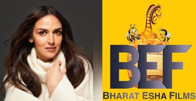 Esha Deol launches her production house, to produce and act first film 'Ek Dua'